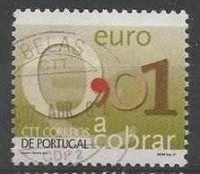 LSJP PORTUGAL (2) STAMPS FOR LACK OF PORTE - 1910-... République