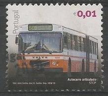 LSJP PORTUGAL RAIL TRANSPORT BUSES VOLVO - 1910-... République
