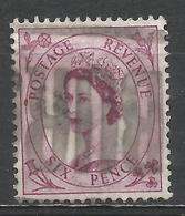 Great Britain 1956. Scott #325 (U) Queen Elizabeth II * - 1952-.... (Elizabeth II)