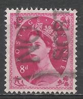 Great Britain 1956. Scott #327 (U) Queen Elizabeth II * - 1952-.... (Elizabeth II)