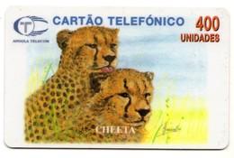 ANGOLA REF MV CARDS ANG-08 400U - Angola