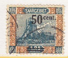 SAAR  93   (o) - 1947-56 Protectorate