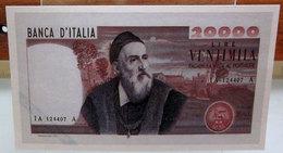 MINI BANCONOTA FAC-SIMILE 20.000 LIRE - Specimen