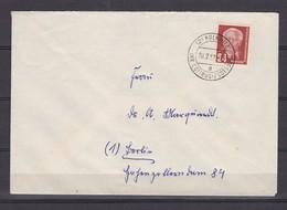 DDR - 1950/52 - Michel Nr. 252 - Brief - Kolkwitz - Gebraucht