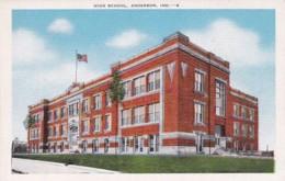 Indiana Anderson High School - Anderson