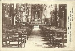 PUTEAUX -  Intérieur De L'Eglise De N. D. De Pitié            -- I. P. M. - Puteaux