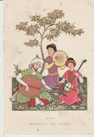 CP - IRAN - REPUBLICA DEI RAGAZZI - VS NICOULINI - RITMI E SUONI - SUONATORI - PERSIANI 1900 - PRIMA SERIE - VILLAGI DEL - Música Y Músicos