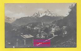 CPA ֎  Berchtesgaden  ֎ 1912 - Berchtesgaden