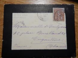 Lettre De Phnom Penh 25 Février 1906 - Cambodge