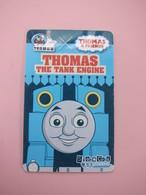 Thomas&friends Membership Card - Phonecards