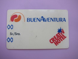 Bune Aventura Creativ Hotel - Tarjetas Telefónicas