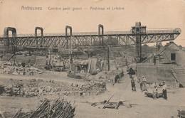 Anthisnes , Carrière De Petit Granit , Andrieux Et Lefebre   ( Hamoir ,Nandrin , Esneux ) - Anthisnes