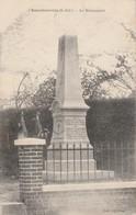76 - BOURDAINVILLE - Le Monument - France