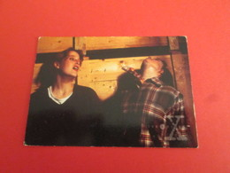 26/50  TRADING CARD TOPPS SERIE TELE X-FILES MULDER SCULLY : N°41 PARANORMAL Une Bite Menace Scully !!! - X-Files