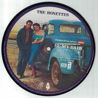 DISQUE 33 TOURS PUBLICITAIRE MUSIQUE DU SPOT LEVI'S 1963 REEDITION 1990 THE RONETTES BEMY BABY - Special Formats