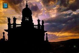 SANTIAGO De COMPOSTELA - Vista Nocturna - Santiago De Compostela