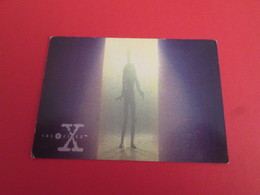 26/50  TRADING CARD TOPPS SERIE TELE X-FILES MULDER SCULLY : N°37 PARANORMAL - X-Files