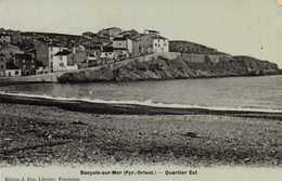 Banyuls Sur Mer ( Pyr Or) Quartier Est - Banyuls Sur Mer