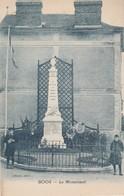 76  - BOOS - Le Monument - Autres Communes