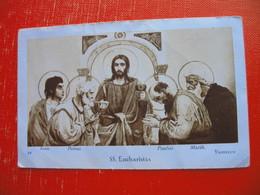Vasnecov.SS.Eucharistia.P.TOMAZ KURENT,O.Cist.STICNA-LESKOVEC PRI KRSKEM,novomasnik - Images Religieuses