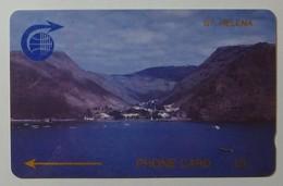 ST HELENA - GPT - £5 - 1CSHC - Used - St. Helena Island