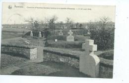 Auvelais Cimetière Soldats Tombés  ( 21 22  Août 1914 ) - Sambreville