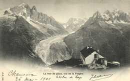 Chamonix La Mer De Glace Vue De La Flégère  Precurseur RV - Chamonix-Mont-Blanc