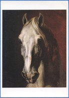 Théodore GERICAULT (1791-1824) - Tête De Cheval Blanc - Malerei & Gemälde