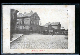 MAUBEUGE  LA GARE             JLM - Maubeuge