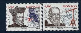 "Monaco YT 2682 & 2683 "" Europa, L'astronomie "" 2009 Neuf** - Monaco"