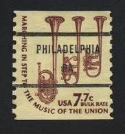 USA 1210 SCOTT 1614a PHILADELPHIA PA - Estados Unidos