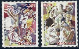 "Monaco YT 2684 & 2685 "" Ballets Russes "" 2009 Neuf** - Monaco"