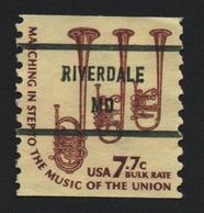 USA 1212 SCOTT 1614a RIVERDALE MD - Stati Uniti