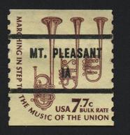 USA 1220 SCOTT 1614a MT PLEASANT IA - Stati Uniti