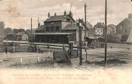 Environs De L'Institut St Lambert - La Station De Jemeppe Sur Meuse (animée...état) - Seraing