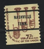 USA 1224 SCOTT 1614a  NASHVILLE TENN - Etats-Unis