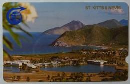ST KITTS & NEVIS - GPT - Frigate Bay - STK-1D - 1CSKD - $40 - Mint - Rare - St. Kitts En Nevis