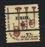 USA 1225 SCOTT 1614a  NEWARK NJ - Stati Uniti