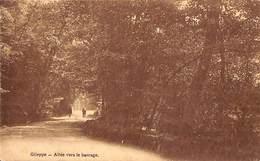 Gileppe - Allée Vers Le Barrage (animée, Peu Vue, Desaix) - Gileppe (Stuwdam)