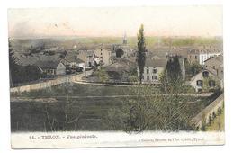 88/ VOSGES...THAON: Vue Générale... Cliché Colorisé - Thaon Les Vosges