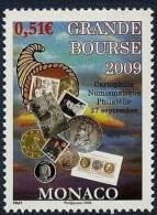 """Monaco YT 2695 """" Grande Bourse """" 2009 Neuf** - Monaco"""