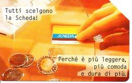 Télécarte Italie Monnaie Money Pièce  Numismatique Bank  (G 695) - Italie