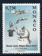 "Monaco YT 2698 "" Magic Stars "" 2009 Neuf** - Monaco"