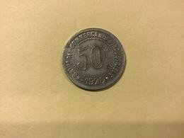 MAISONS-LAFFITTE - 50 C. 1920 - Monétaires / De Nécessité