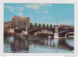 93 - LE PONT DE L'ÎLE SAINT DENIS - PÉNICHES - Non Circulée - Éditions P.I. PI - 2 Scans - - Hausboote