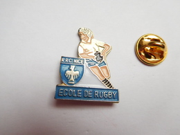 Beau Pin's , Rugby , RRC Nice , Ecole De Rugby - Rugby