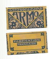 Lame De Rasoir ARMO , Fabrication Francaise - Lames De Rasoir
