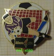JO ATLANTA 1996  FOOTBALL Arret De Gardien  FOOT SOCCER En Version EGF - Jeux Olympiques