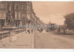 Liège - Boulevard Frère Orban - Liège