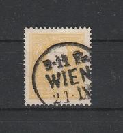 Mi. Nr. 10 II, Dickes Papier 0,12, Attraktiv Gestempelt - 1850-1918 Impero